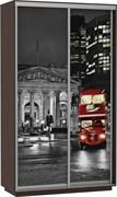 Шкаф-купе 2х дв с фотопечатью Ночной Лондон