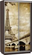 Шкаф-купе 2х дв с фотопечатью Париж