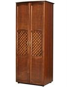 Шкаф 2-х дверный Омега с полками