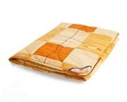 Одеяло из овечьей шерсти стеганое ПОЛЛИ 200х220Л